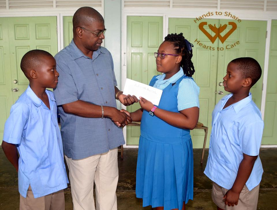 Mount Tabor Primary School Make a Donation to Cancer Support Services