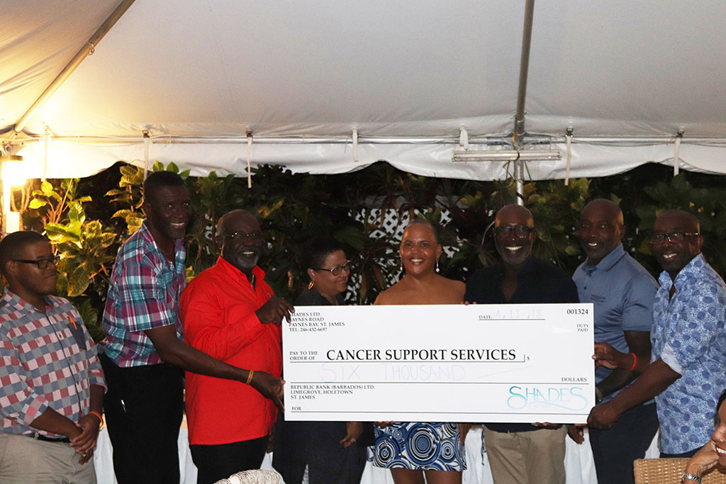 Shades of Barbados Open Golf Tournament Raises $6,000