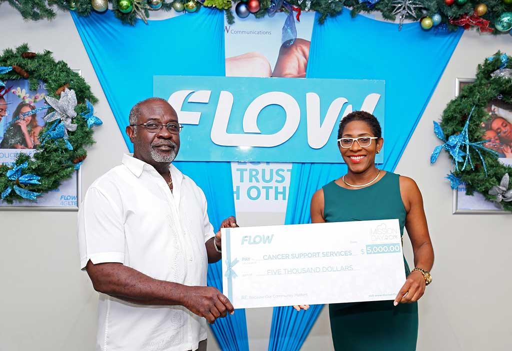 FLOW Donation